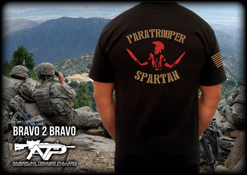 "4TH BCT SPARTAN ""PARATROOPER"""