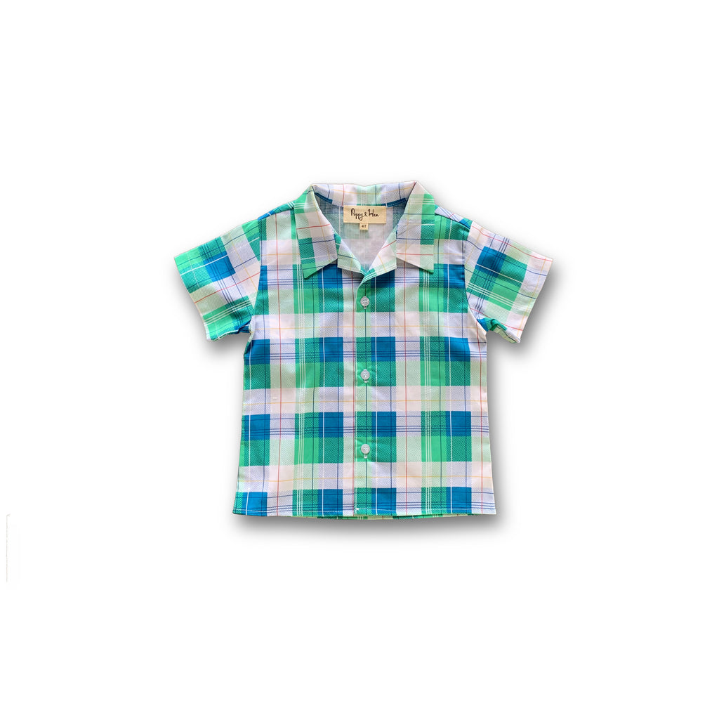 Grandaddy Plaid Shirt