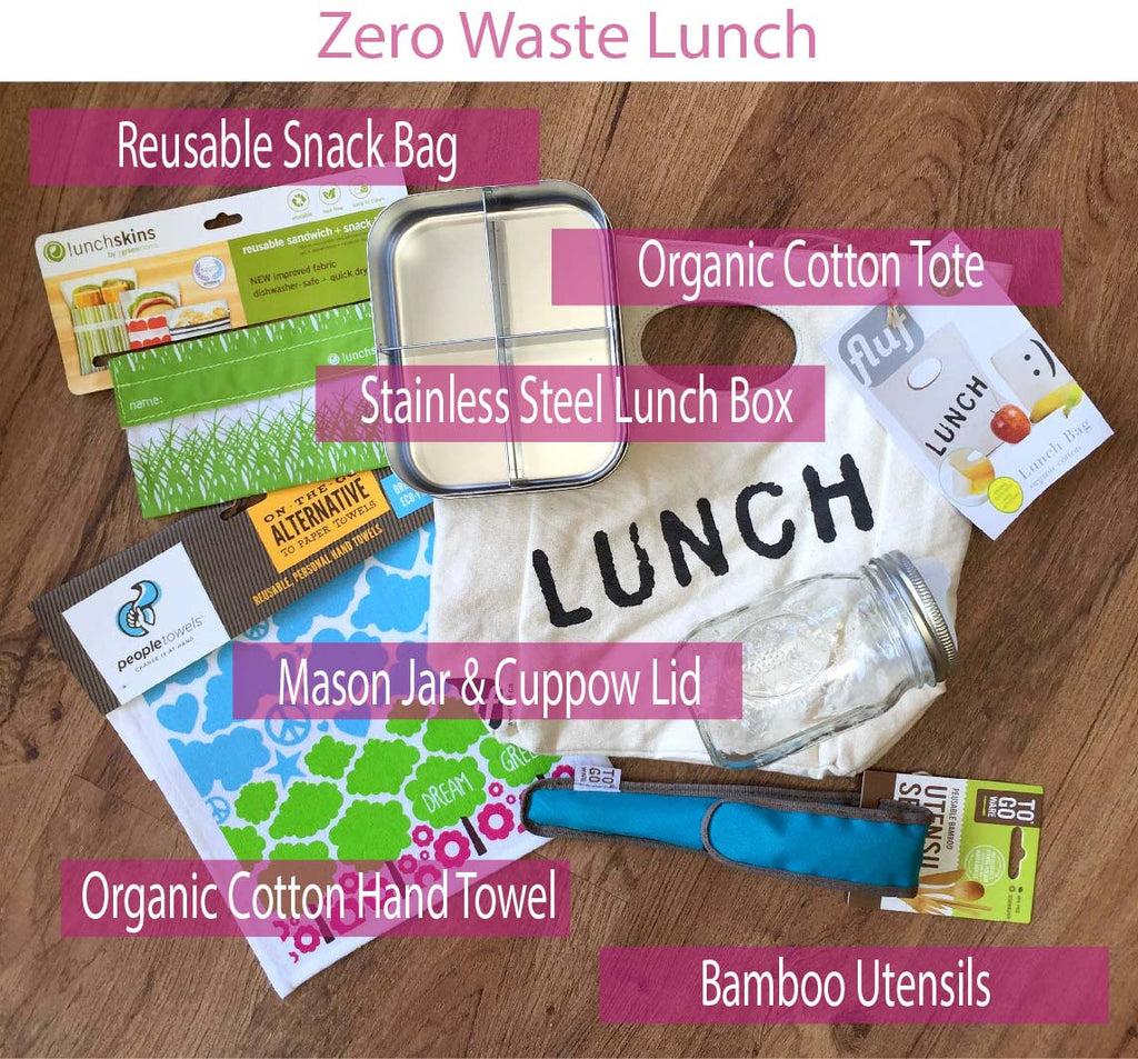 Zero Waste Lunch
