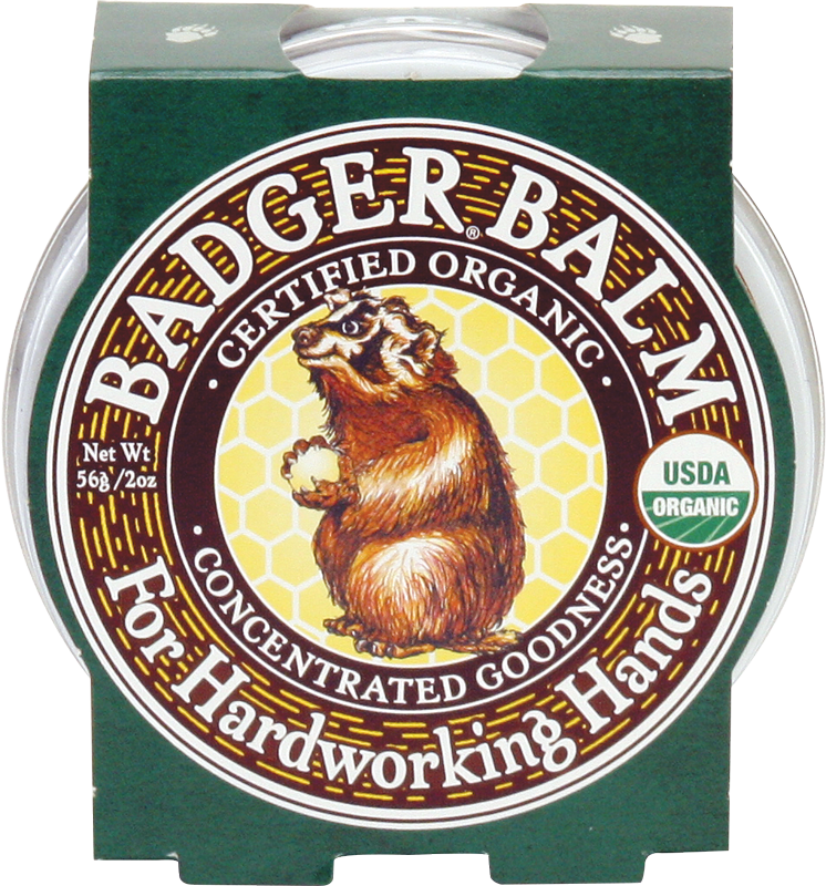 Organic Badger Balm - Bona Fide Green Goods - Badger Balm - 1
