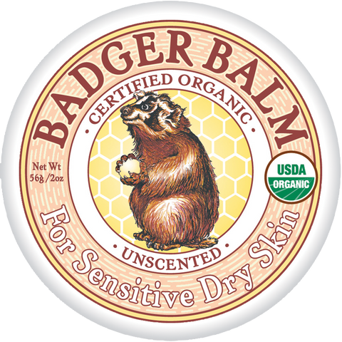 Unscented Badger Balm - Bona Fide Green Goods - Badger Balm - 1