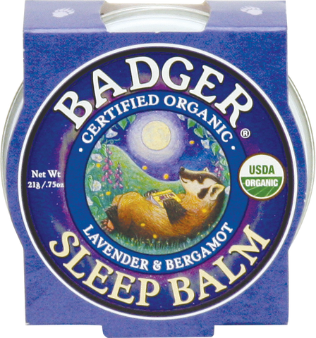 Sleep Balm - Bona Fide Green Goods - Badger Balm - 1