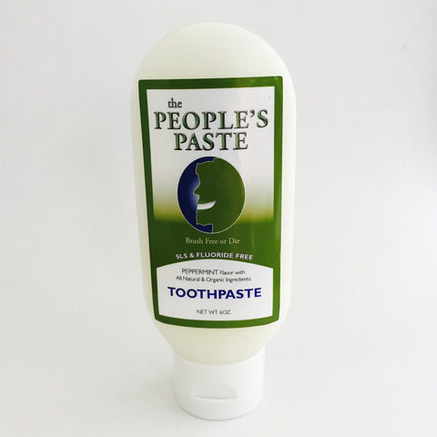 The People's Paste Toothpaste - Bona Fide Green Goods - The People's Paste - 1