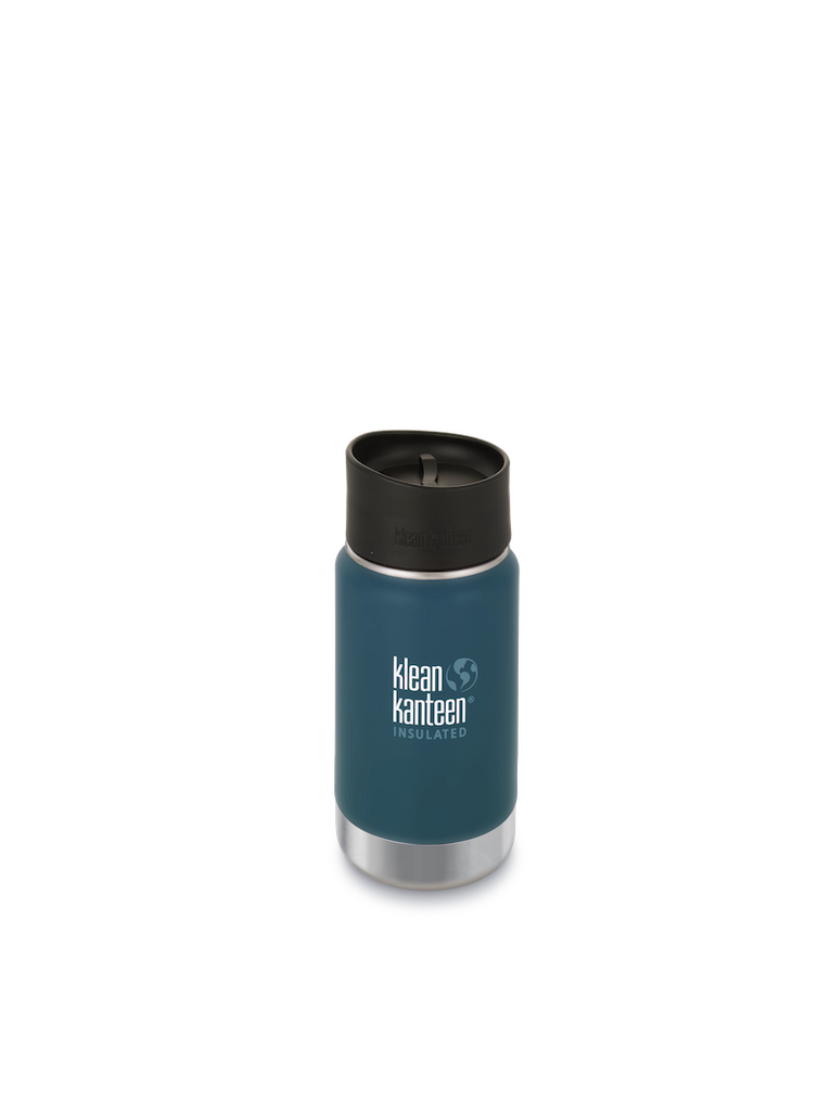 Insulated Travel Mug | 12oz | Neptune Blue - Bona Fide Green Goods - Klean Kanteen