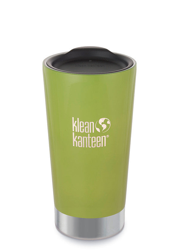 Insulated 16oz Tumbler | Bamboo Leaf - Bona Fide Green Goods - Klean Kanteen - 1