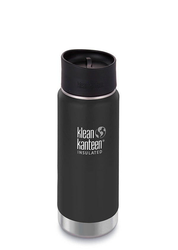Insulated Travel Mug | 16oz | Shale Black - Bona Fide Green Goods - Klean Kanteen - 1