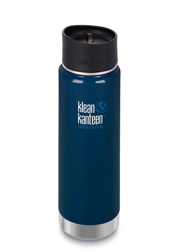 Insulated Wide 20oz Mug | Deep Sea - Bona Fide Green Goods - Klean Kanteen - 1