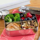 LunchBots Quad | Stainless Steel Food Container - Bona Fide Green Goods - LunchBots - 3