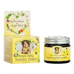 Natural Baby Bottom Balm - Bona Fide Green Goods - Earth Mama Angel Baby
