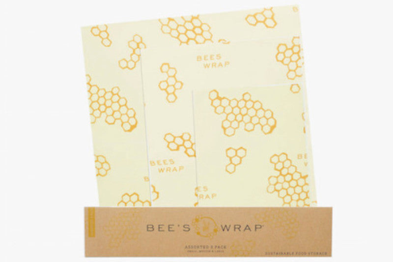 Bee's Wrap | Assorted Set of 3 Sizes (S, M, L) - Bona Fide Green Goods - Bee's Wrap - 1