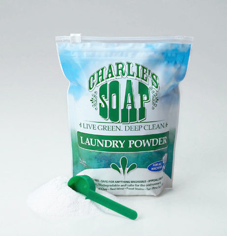 Charlie's Soap Laundry Powder - Bona Fide Green Goods - Charlie's Soap