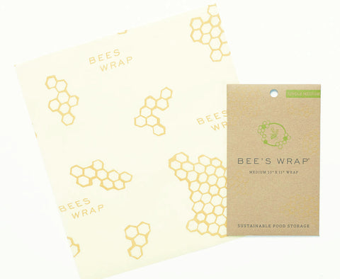 Bee's Wrap Single Wrap | Medium - Bona Fide Green Goods - Bee's Wrap - 1
