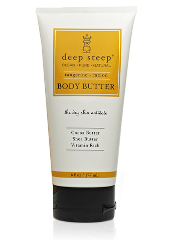 Body Butter | Tangerine Melon - Bona Fide Green Goods - Deep Steep