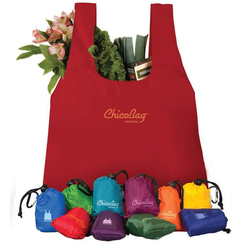 Original Reusable Bag - Bona Fide Green Goods - Chico Bags - 1