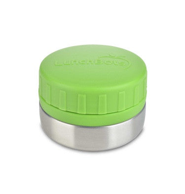 LunchBots 4oz Rounds | Green - Bona Fide Green Goods - LunchBots - 1