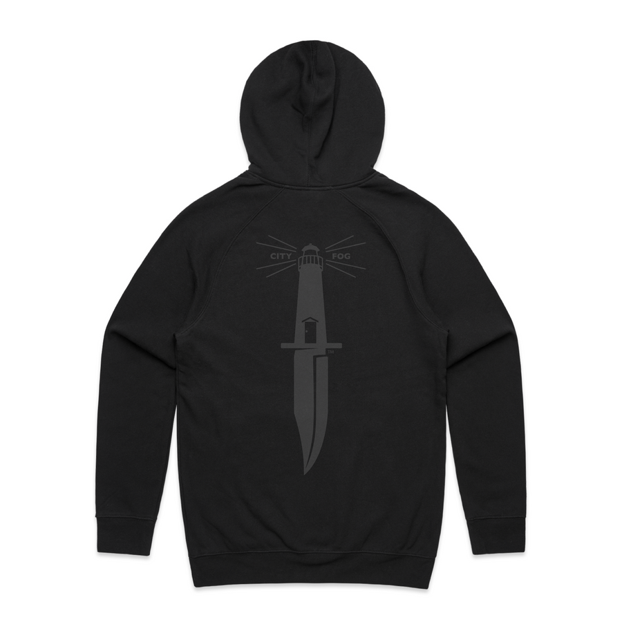 LIGHTHOUSE DAGGER PULLOVER HOODIE