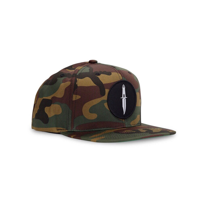 DAGGER PATCH SNAPBACK