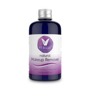 Natural Makeup Remover by VEBELLE Skincare