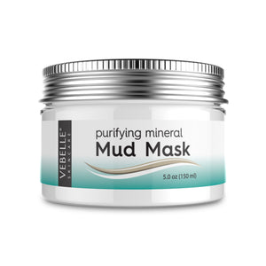 Mud Mask by VEBELLE Skincare