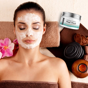 Mud Mask by VEBELLE Skincare the Anti Aging Company