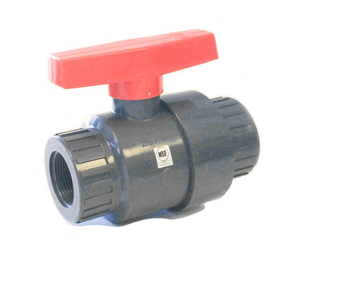 "Colonial Super ""C""  Compact Ball Valve, Threaded"