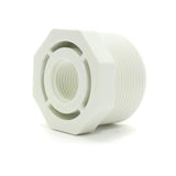PVC Schedule 40, Reducer Bushing, MPT x FPT - Savko Plastic Pipe & Fittings - 4