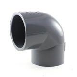 PVC Schedule 80, 90 Degree Elbow, Slip X Slip