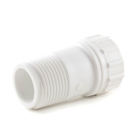 "PVC Garden Hose Adapter, 3/4"" FHT x 3/4"" MPT - Savko Plastic Pipe & Fittings - 2"