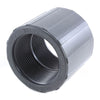 Grey Schedule 40, Coupling Threaded - Savko Plastic Pipe & Fittings