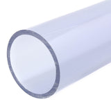 Clear PVC Pipe, 5 Ft - Savko Plastic Pipe & Fittings