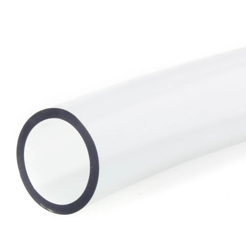 Clear Flexible PVC Tubing, 5 Ft - Savko Plastic Pipe & Fittings