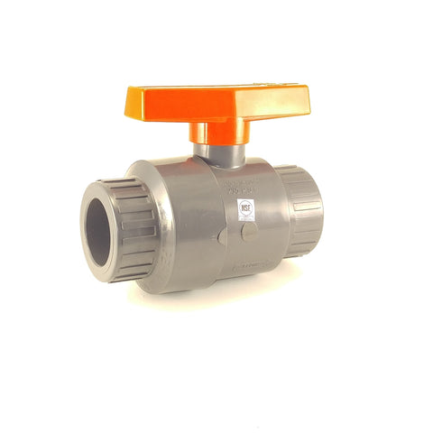 "Colonial Super ""C""  Compact Ball Valve, Slip"