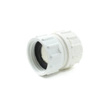 "PVC Garden Hose Adapter, 3/4"" FHT x 3/4"" FPT - Savko Plastic Pipe & Fittings - 1"