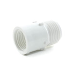 "PVC Garden Hose Adapter, 3/4"" MHT x 1/2"" FPT - Savko Plastic Pipe & Fittings - 2"