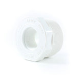 PVC Schedule 40, Reducer Bushing, MPT x FPT - Savko Plastic Pipe & Fittings - 1