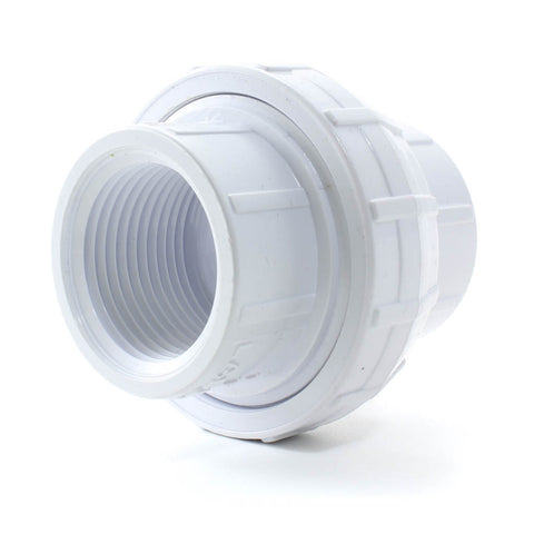 PVC Schedule 40 Threaded Union - Savko Plastic Pipe & Fittings