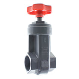 PVC Gate Valve, Slip - Savko Plastic Pipe & Fittings - 2