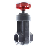 PVC Gate Valve, Threaded - Savko Plastic Pipe & Fittings - 2
