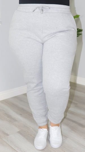 Most Wanted Joggers (Grey)