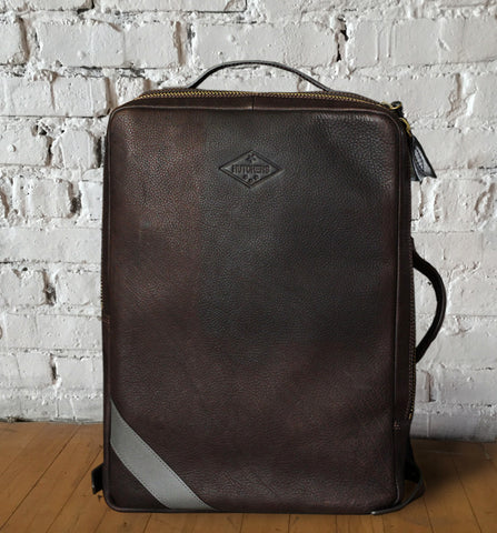 Leather backpack - Full-grain and Multi-Colors