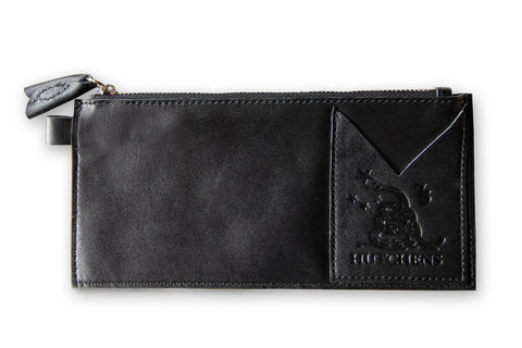 Leather Tool Pouch - Black