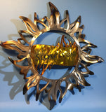 Sunriver Sun - STS Metal Art Designs