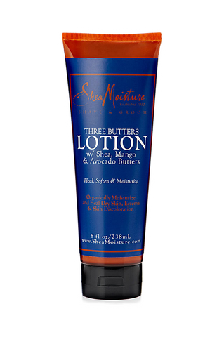 SheaMoisture for Men Three Butters Body Lotion 8oz