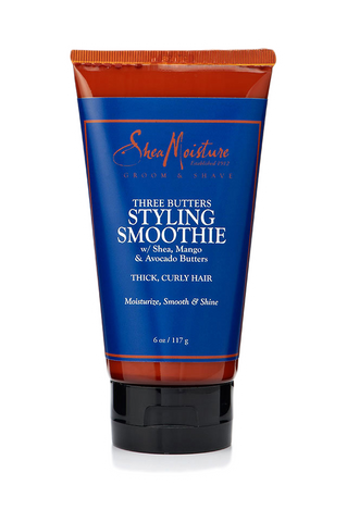 SheaMoisture for Men Three Butters Styling Smoothie 6oz