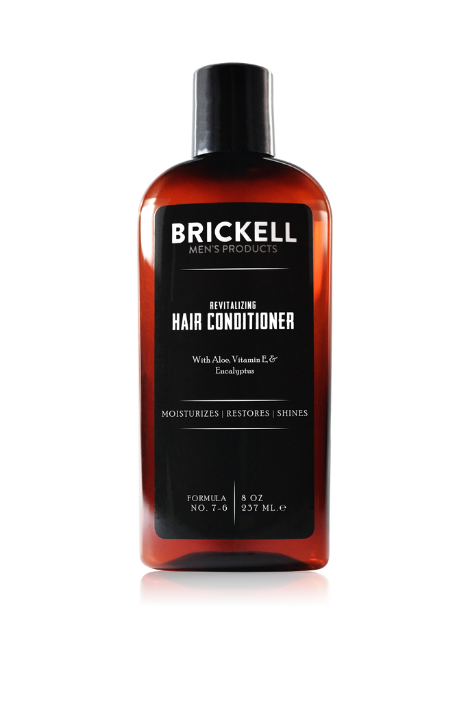 Brickell Revitalizing Hair & Scalp Conditioner for Men