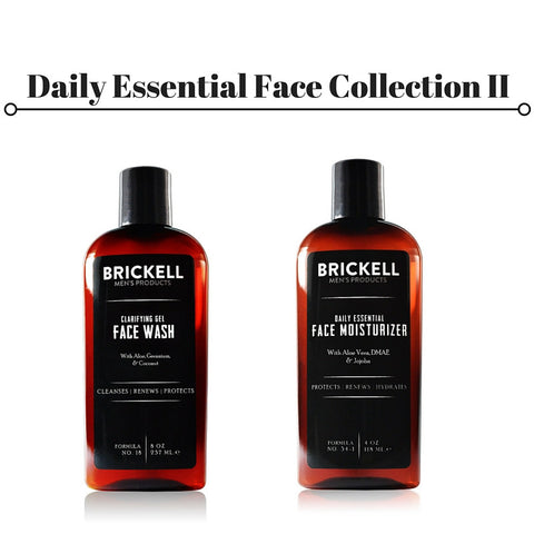 Daily Essential Face Collection II (Pre Order Only)