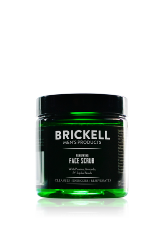 Brickell Renewing Face Scrub 4oz