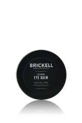 Brickell Restoring Eye Balm for men .5oz