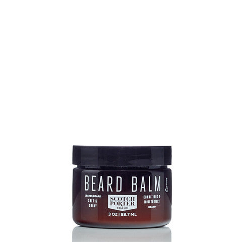 Scotch Porter Beard Balm 3oz (Pre Order ONLY)