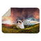 GRUMPY CAT WOODLANDS SHERPA BLANKET